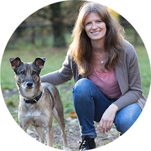 Trainerprofil: Fitnesstrainerin Jane Bauscher mit Bella